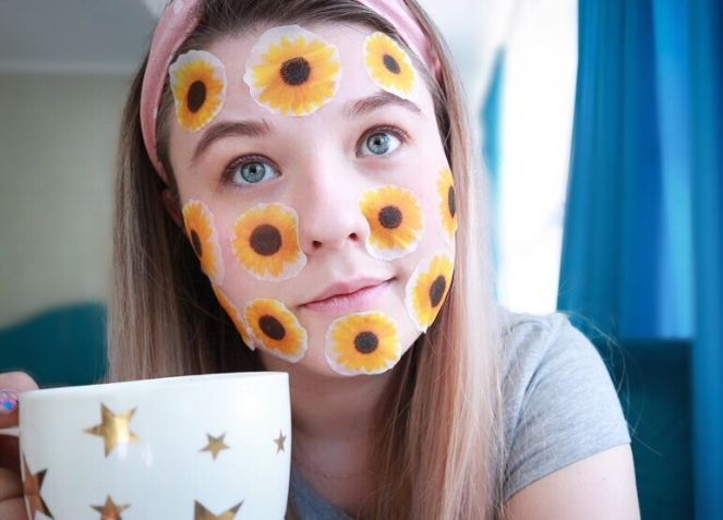 kocostar-sunflower-mask-sheet
