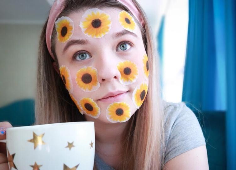 kocostar-sunflower-mask-sheet